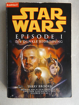 Star Wars - Episode I Die Dunkle Bedrohung - Buch Softcover