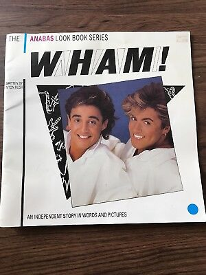 Wham!  Look Book 1984, George Michael
