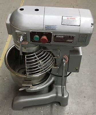 UNIWORLD - UPM-M20-3 Industrial Mixer Used- Works Great - GREAT DEAL!
