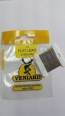 "VENIARD FLAT LEAD "" STANDARD ""     FLY TYING  Wet , Streamer"