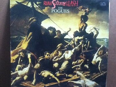 The   Pogues      Lp           Rum     Sodomy  &   The  Lash