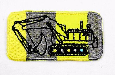 iron-on patch appliqué 10-964 Digger
