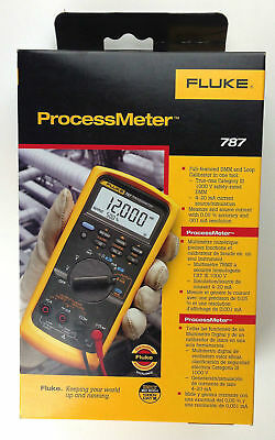 Fluke 787 Process Meter ***BNIB***   Free Storage Protection Case