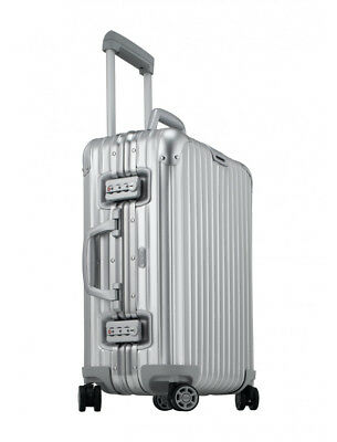 rimowa classic flight multiwheel trolley aluminium koffer. Black Bedroom Furniture Sets. Home Design Ideas