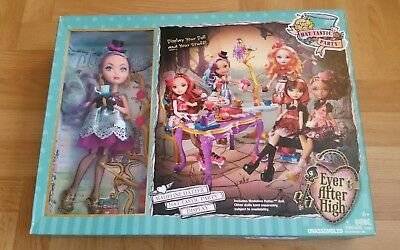 Ever After High - Madeline Hatter - Hat-Tastic Party Display / New.