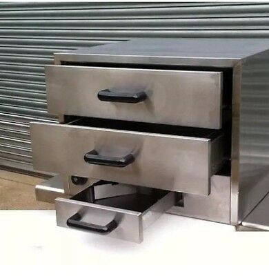 brand New  Bun Warmer /Warming Drawer Cabinet/ food hot holding