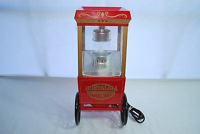 Nostalgia Popcorn Machine