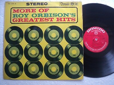Roy Orbison - More of R.O  greatest Hits - Super Rare/ unknown KOREA release LP