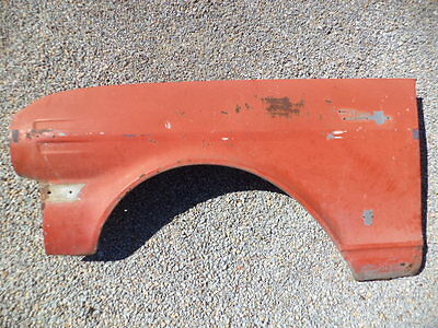 1963-1964 Chevrolet Nova/Chevy II LH FRONT FENDER GM 3859177/Group 8.130.Used