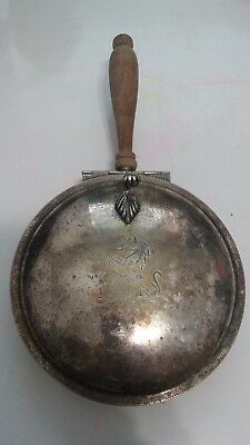 EPC silver pan 300 - Made in USA - good for Decoration or lightly cook