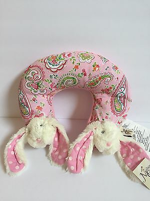 Maison Chic Head Bunny Rabbit Support Pink Infant Child Baby New