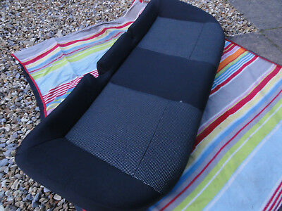 Astra H 5 door hatchback - SXI rear seat base