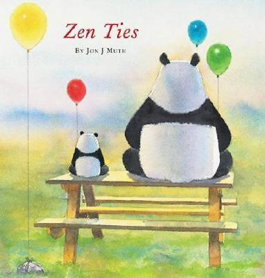 NEW Zen Ties By Jon,J Muth Hardcover Free Shipping