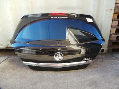 Holden Astra Tailgate Ah, 5 Door Hatch, Non Spoiler Type, 10/04-08/09