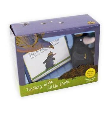 NEW The Story of the Little Mole By Werner Holzwarth Toy or Toy Pack
