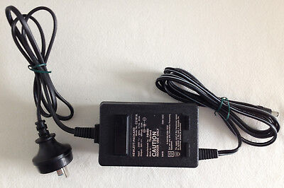 Genuine HP Hewlett Packard AC/DC Power Adapter 9100-5127  Model C2181A Deskjet