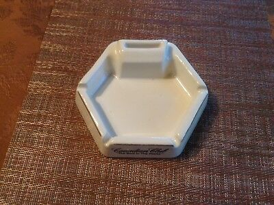 Canadian Club Ashtray Collectable Very Good Condition