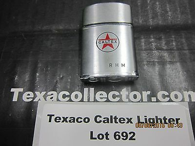 Texaco Caltex Penguin Lighter Lot 692