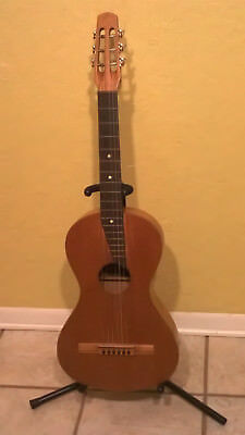 Antique romantic era style classical guitar ERG German early 1900s nylon