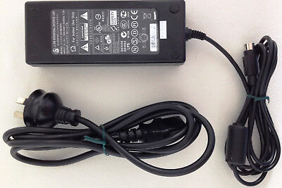 4 Pin AC/DC Power Adapter 0219B1875 18V 4.17A  Acer 2032 Li Shin International