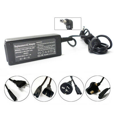 Netbook AC Adapter for Asus Eee PC 900SD 901 904HA 12V 3A 36w Power Supply Cord