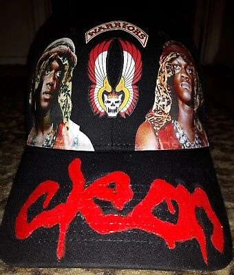 The Warriors - (Cleon) New Era Fitted Baseball Hat, Mens : S/M, 6 7/8 - 7 1/4