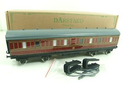 Darstaed O Gauge LMS Period 1 Full Brake Coach R/N 5509 Brand New Boxed *TSM*
