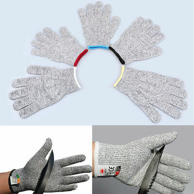 Safety Cut Proof Stab Resistant Gloves Protective Gloves Kitchen Work Protection
