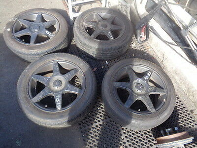 """VW Golf 3 VR6 15"""" Wheels and Tyres"""
