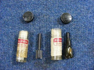 2 - Porter Cable HB-84-C Tungsten Carbide Bits Cutter NEW