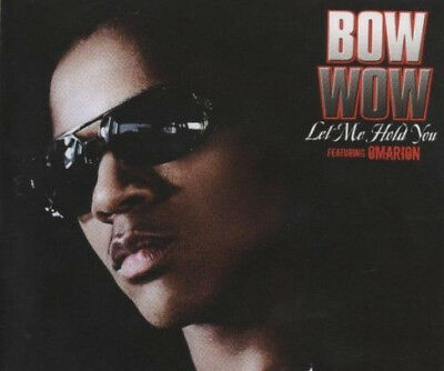 Bow Wow Feat. Omarion Let Me Hold You CD Single Rare 2005 Jermaine Dupri Wanted