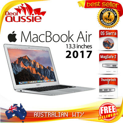 Apple Macbook Air Mqd32 2017 8Gb Ram 128Gb Ssd - Brand New + 12Mth Apple Wty