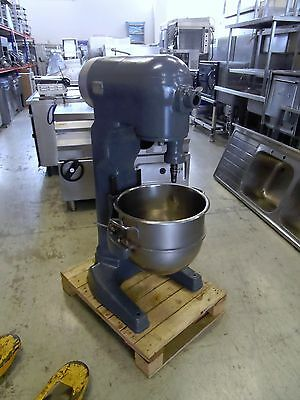 Crypto Peerless EB40 40 Quart Planetary Mixer with 3 Attachments £750 + Vat