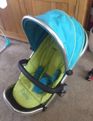 I Candy Sweet Pea Main Carry Cot Seat