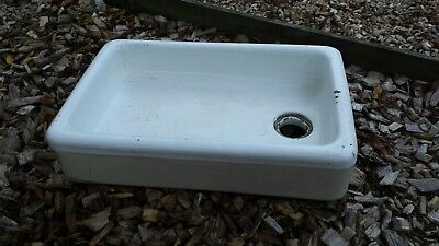 Vintage Butler/Belfast Sink /  Flower Pot Garden Feature Trough Planter