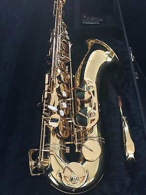 Saxophone David Temby Professional