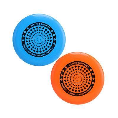 Competition 175g Extreme Sport Throwing Frisbee Sports Toys 2 Colors Flying Disk