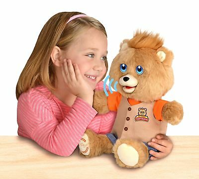 Storytime & Magical Bear Interactive Cuddly Toy for Kids Children Christmas Gift