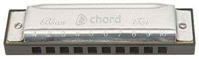Chord Blues Ten Harmonica A