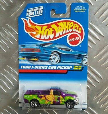 Hotwheels  Ford F-Series Cng Pickup #908