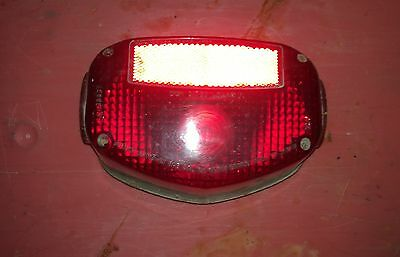SUZUKI GS400B.TOKAI DENSO Tail Light Lense & Base. 35712-45610