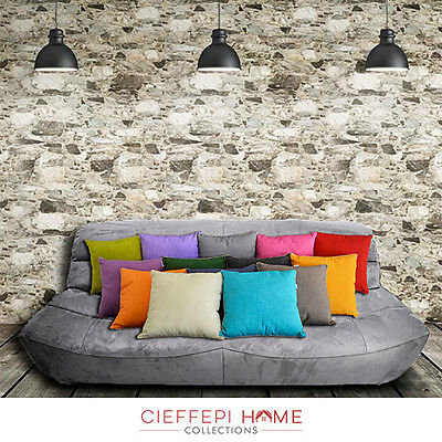 Federa per cuscino arredo MULTICOLOR in 22 colori - Cieffepi Home Collections