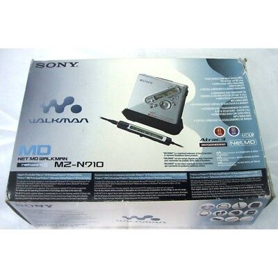 Sony Walkman MZ-N710
