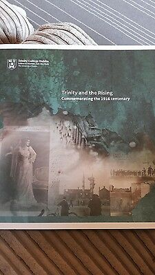 Trinity and the rising ( commemorating 1916 )