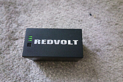 Redvolt Battery for Red Epic Dragon Scarlet cameras DSMC digital cinema red volt