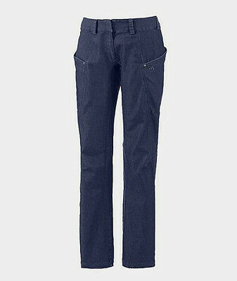 Boulder Pant, Climbing Pants, Outdoor Trousers, Jeans Denim Adidas W Ed Blue