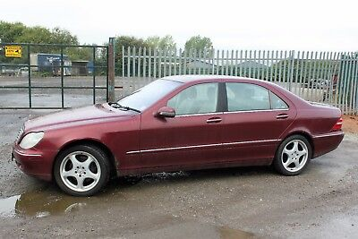 Mercedes  S500 Saloon V8 Automatic / Luxury / Becoming A Classic