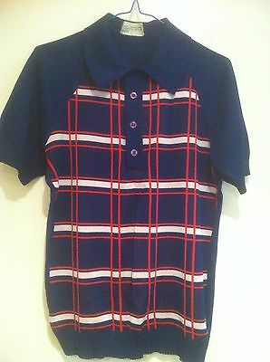 Retro/Vintage Men's Top - c1960/70