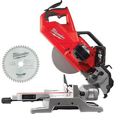 MILWAUKEE battery Kapp- and Mitre saw M18 SMS216 /0 Version (Without / Charger)