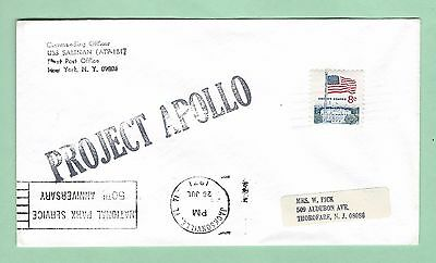 mjstampshobby 1971 US Project Apollo Cover (Lot2394)